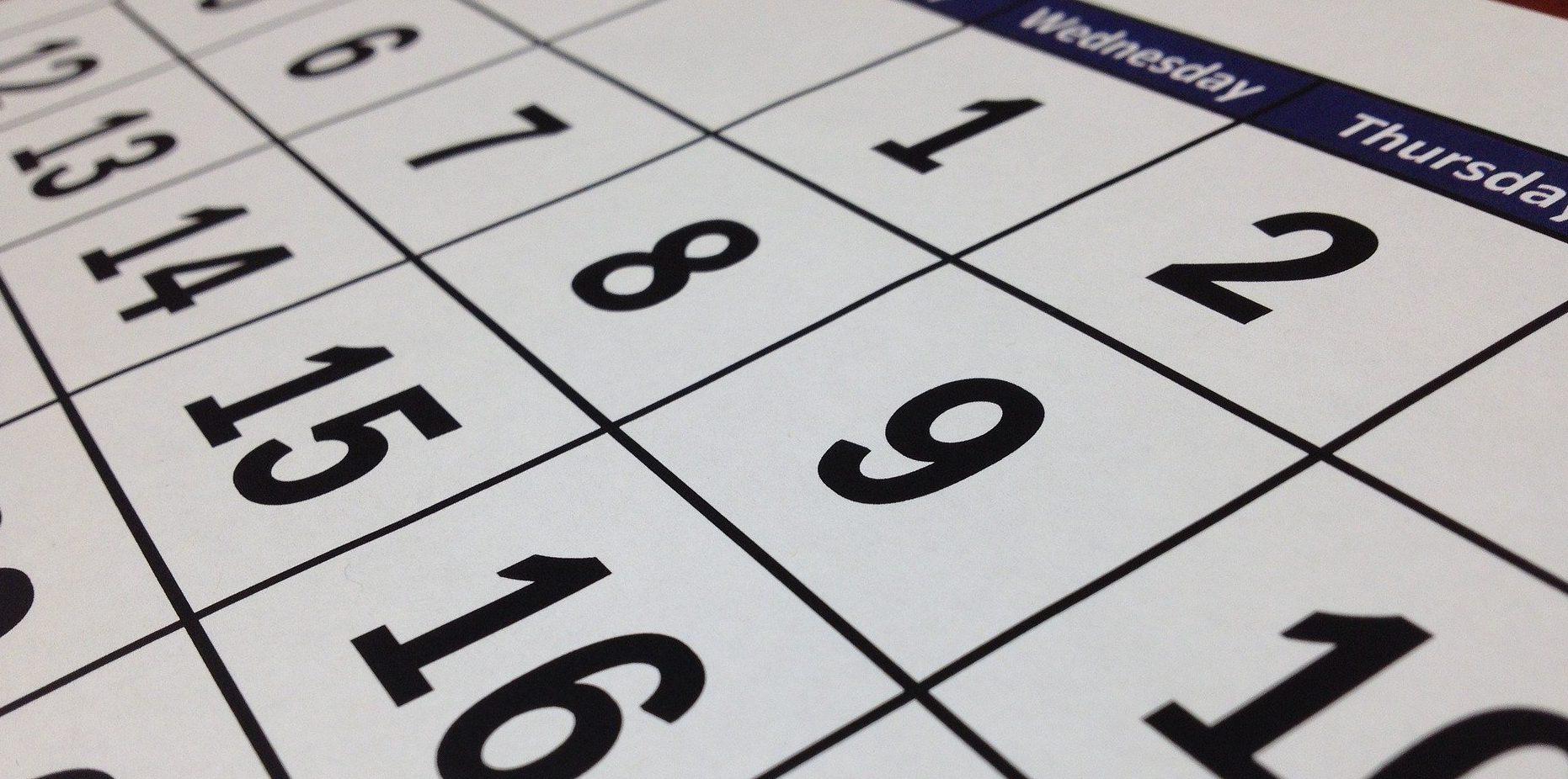 カレンダー|ぎふ婚navi