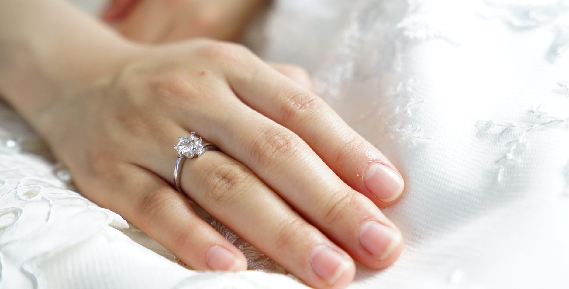 指輪とドレス|ぎふ婚navi