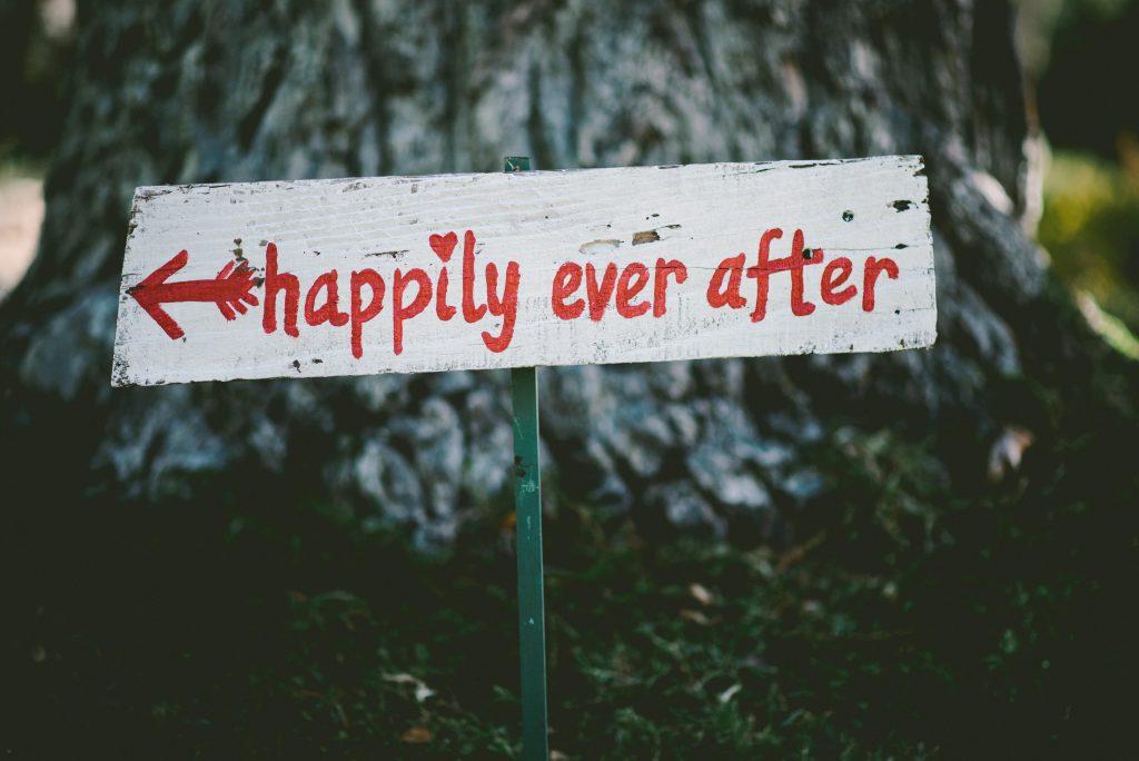 いつまでもお幸せに