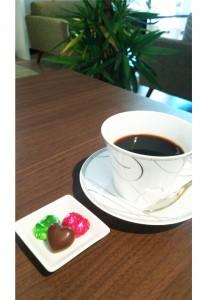チョコ・コーヒー1